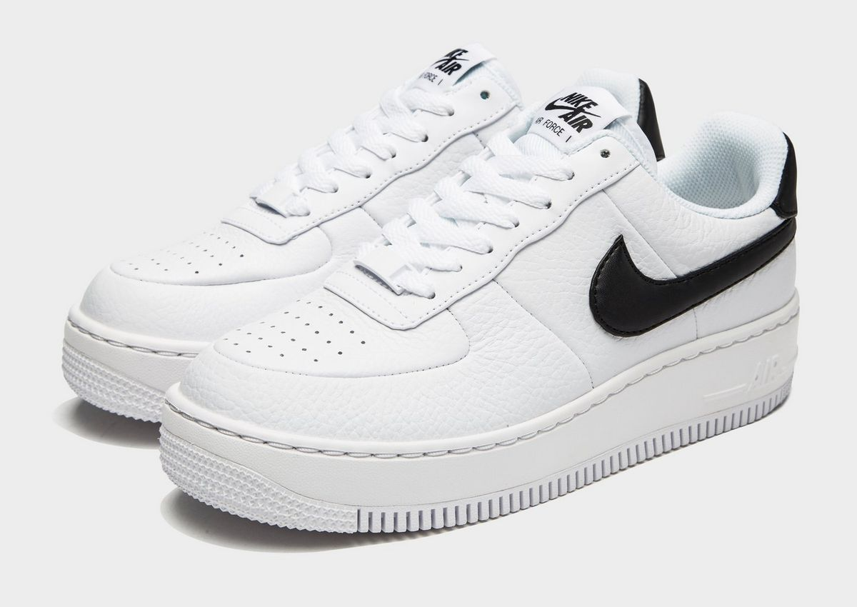 air force 1 bianche e viola
